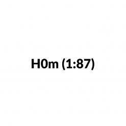 Rails H0m (12mm)
