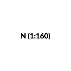 Muurplaten & Tunnels N (1:160)